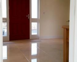 Floor Tiling by Gerry Moran