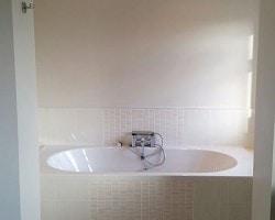 Bathroom Tiles by Gerry Moran